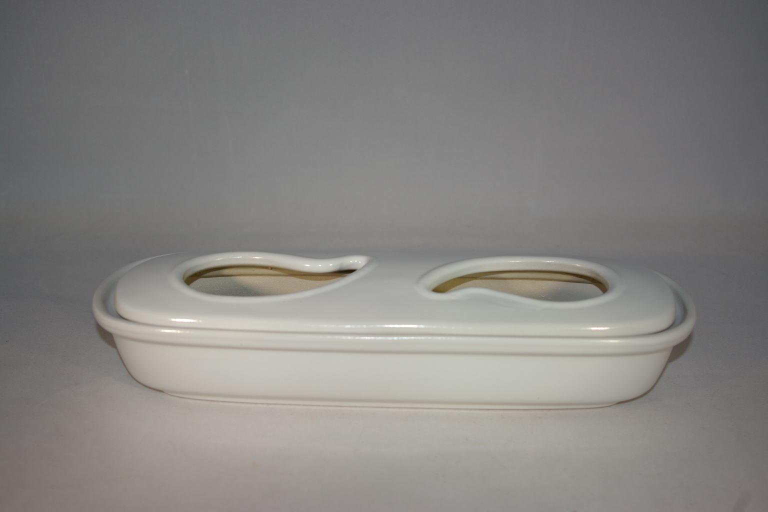 Keramik Wassserverdunster Heizung weiss glänzend - Bembel Shop ...